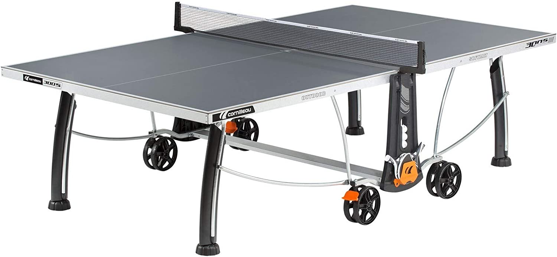 Cornilleau Sport 300s Crossover Mesa de Ping Pong, Unisex Adulto