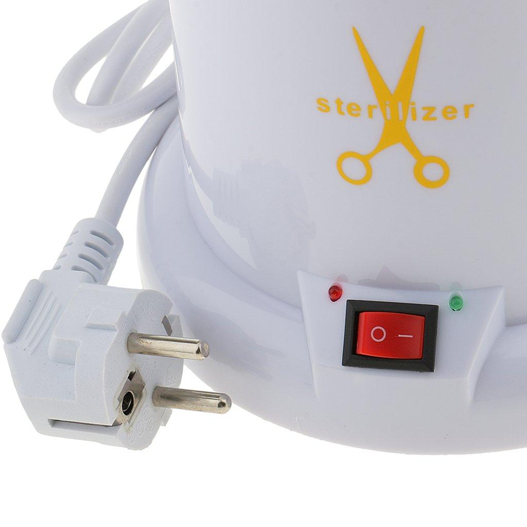 Gazechimp Hohe Temperatur Sterilisator mit Glasperlen für Nail Art ...