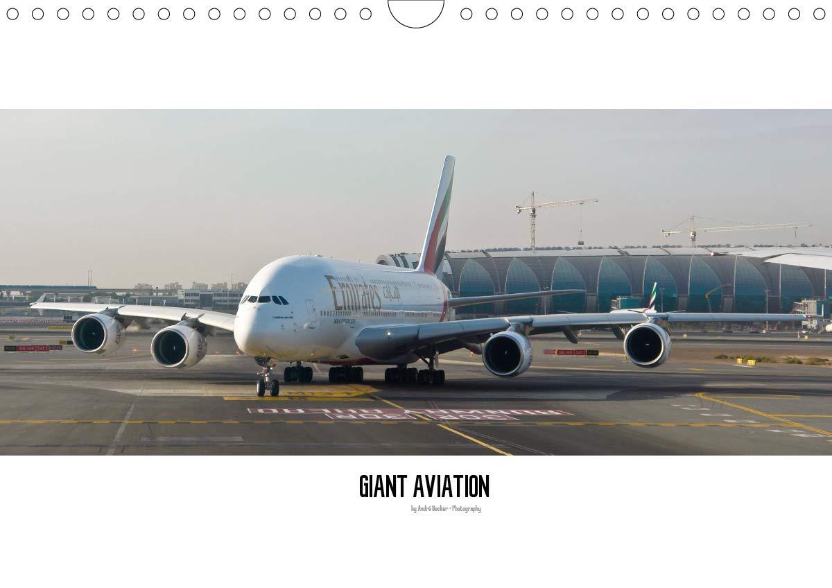 Giant Aviation   Verkehrsluftfahrt  Wandkalender 2020 DIN A4 Quer