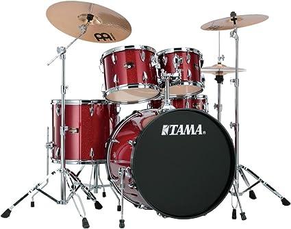 771d33f335a4 Amazon.com  Tama Imperialstar 5-Piece Drum Kit  Musical Instruments