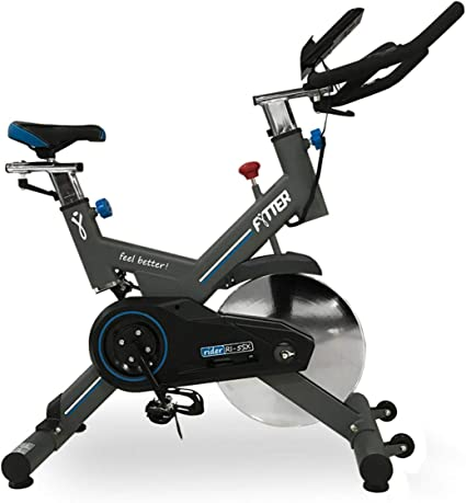 FYTTER - Bicicleta De Spinning Ri-5Sx: Amazon.es: Deportes y aire ...