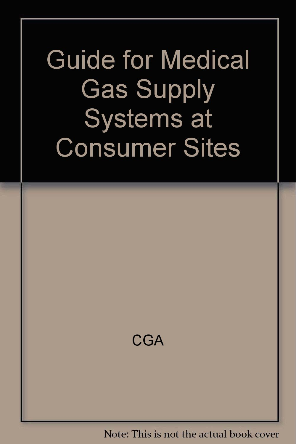 Guide for Medical Gas Supply Systems at Consumer Sites pdf epub