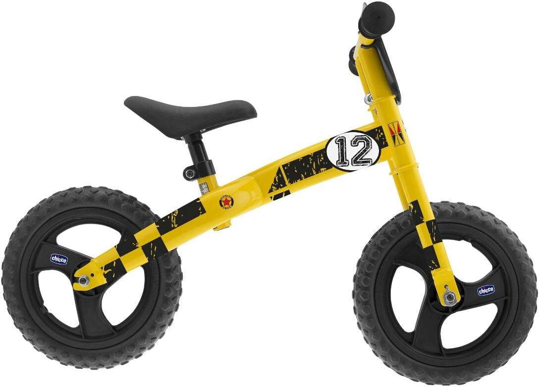 Chicco - Bicicleta sin Pedales con sillín Regulable, Color ...