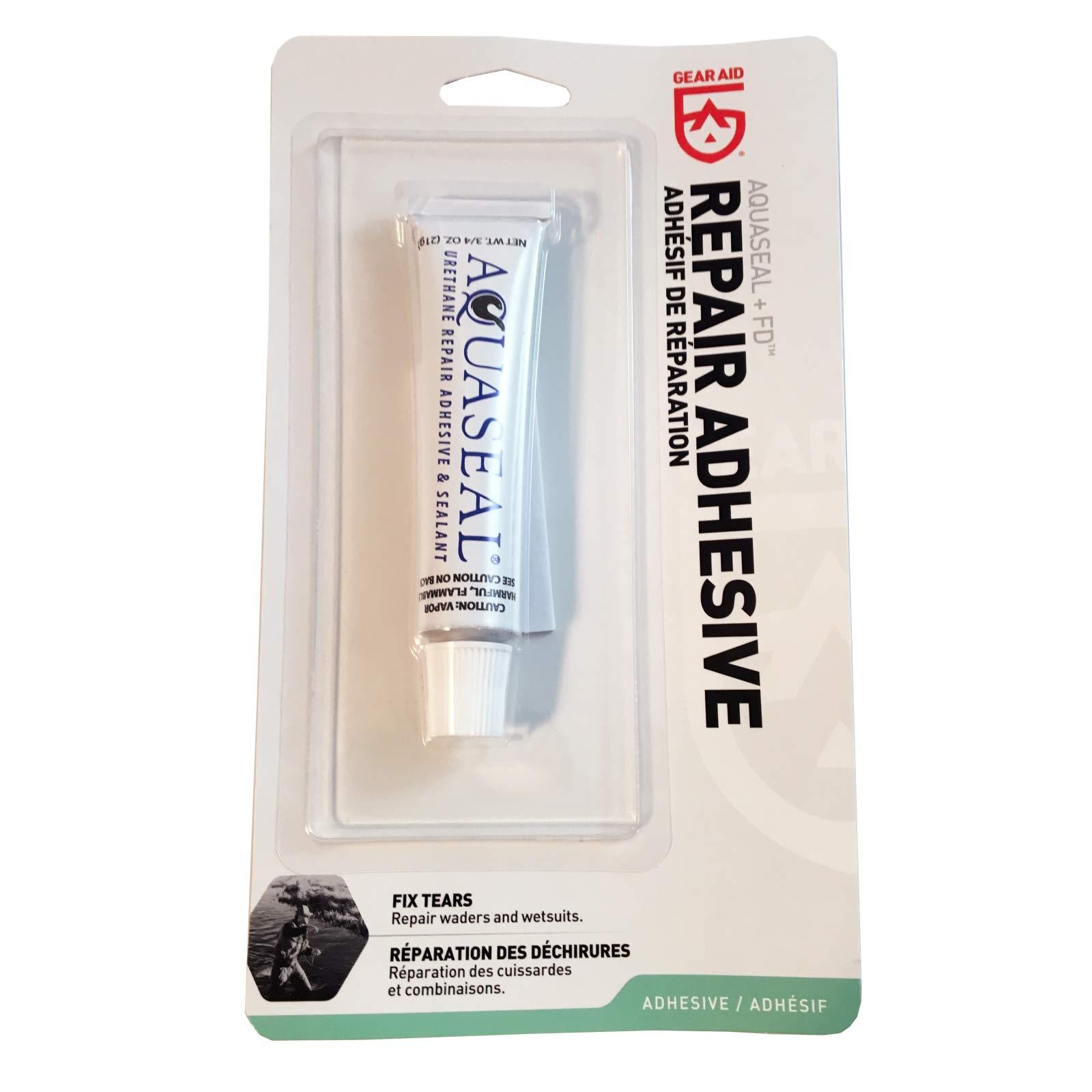 M Essentials Aquaseal Urethane Repair Adhesive & Sealant 3/4 OZ 2 Pk