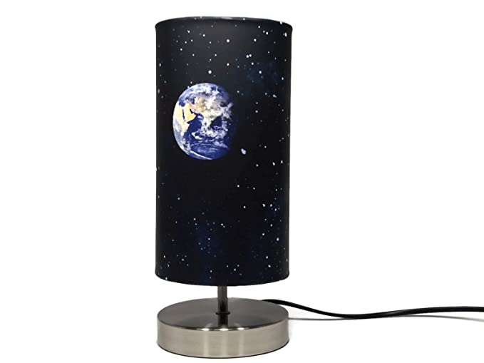 Space Planet Lamp Light Lampshade Spaceship Spaceman Boys Girls Bedroom Nursery Accessories Night Light