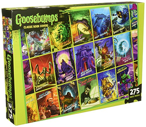 Goosebumps Puzzle Cobble Hill Puzzle Christmas Jigsaw
