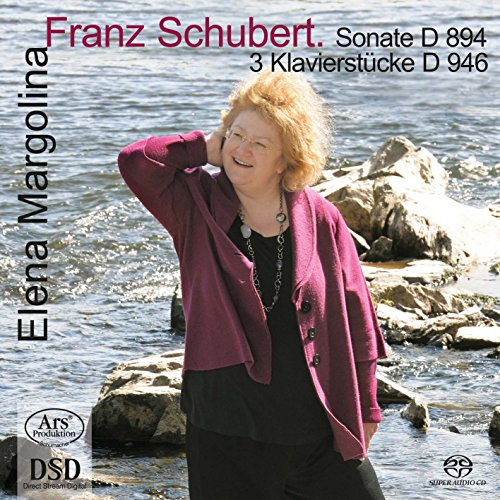 Schubert: Sonata, D. 894 & Three Piano Pieces, D. ()