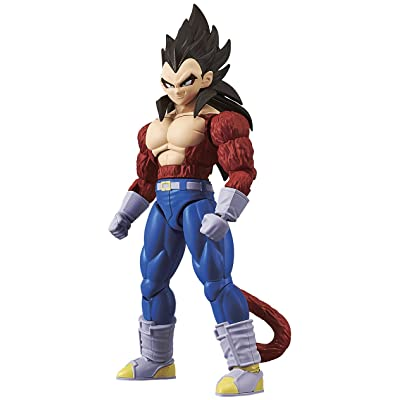 Bandai Hobby Standard Super Saiyan 4 Vegeta Dragon Ball GT Action Figure: Toys & Games
