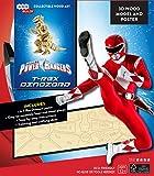 power rangers zords original - IncrediBuilds Power Red Ranger Zord Signature Series 3D Wood Model