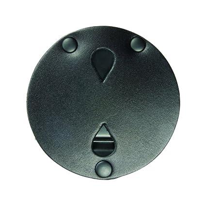 amazon com economical universal 3 1 2 round badge holder office