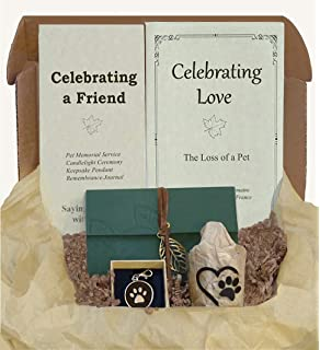 Pet Loss Care Package - Heartfelt Sympathy Gift for Loss of a Pet