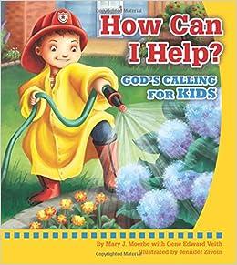 Amazon com: How Can I Help? God's Calling for Kids - Mini