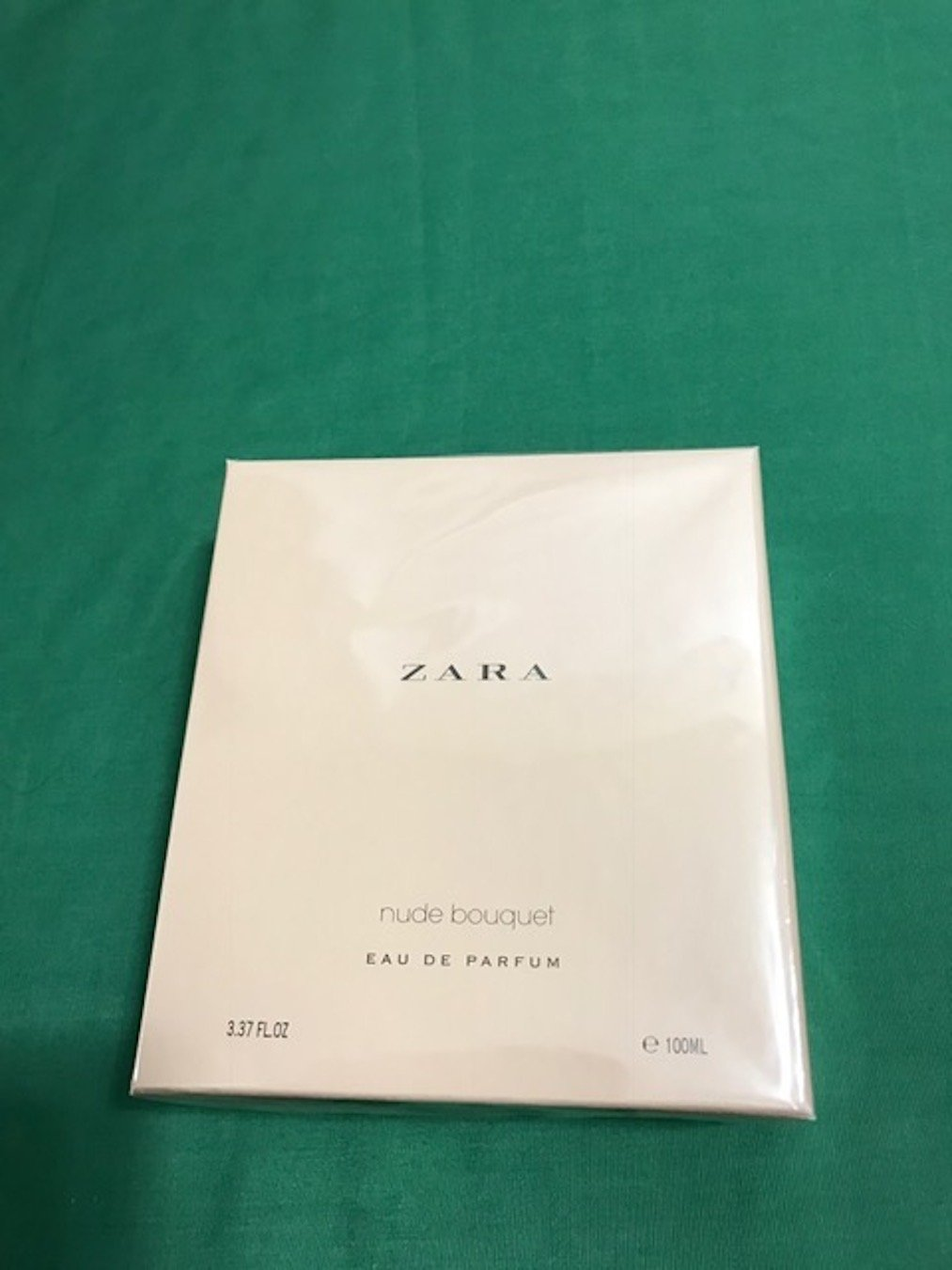 Amazon.com : ZARA Woman Nude Bouquet Eau De Parfum 100ml/3.37 oz : Beauty