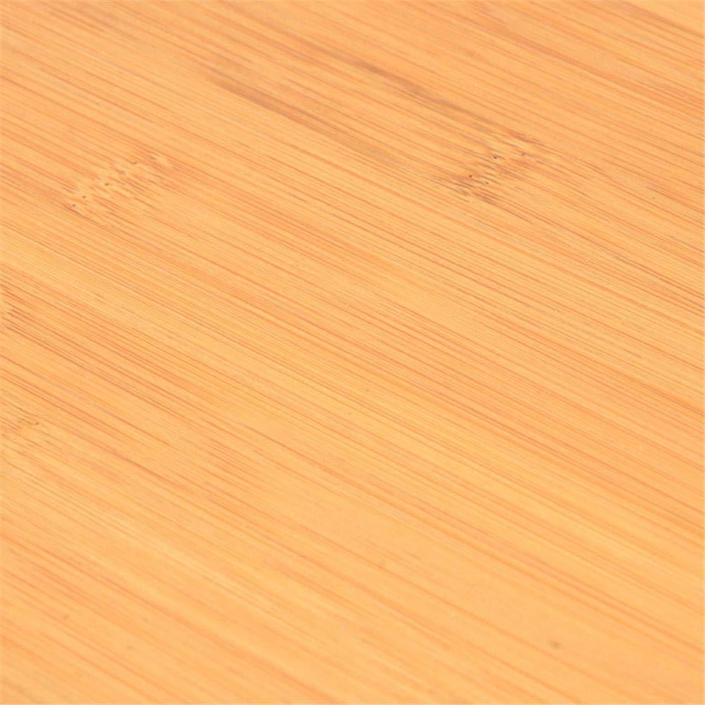 iBoosila Sistema Bamboo Bustina dAria Borsa per purificare laria Coperchio Magnetico Scomparti Scatola da t/è Organizzatore Contenitore in Legno