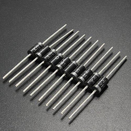 Ils 100 Pedazos SB5100 5.0A Diodo de Barrera Schottky 100V 5A