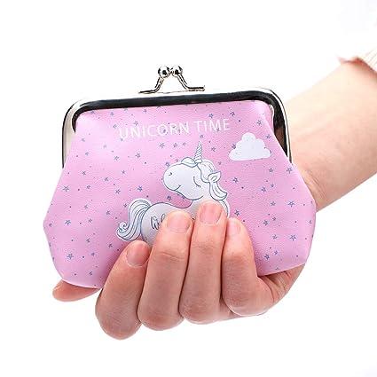 Amazon.com: Soleeebee - Juego de 6 monedas de unicornio de ...