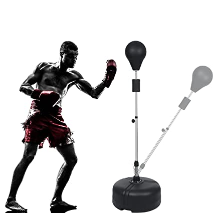 amazon com canhot boxing bag adjustable free standing boxing