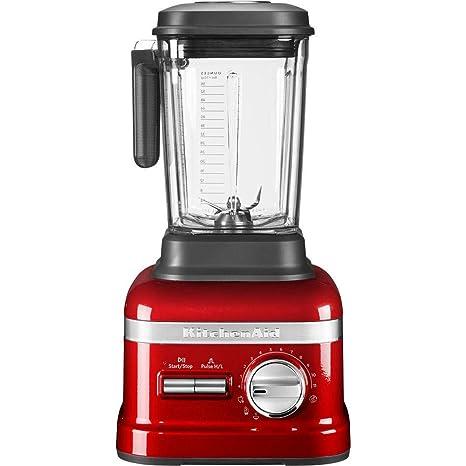 Standmixer 550 Watt KITCHENAID 5KSB1585ECA Liebesapfelrot