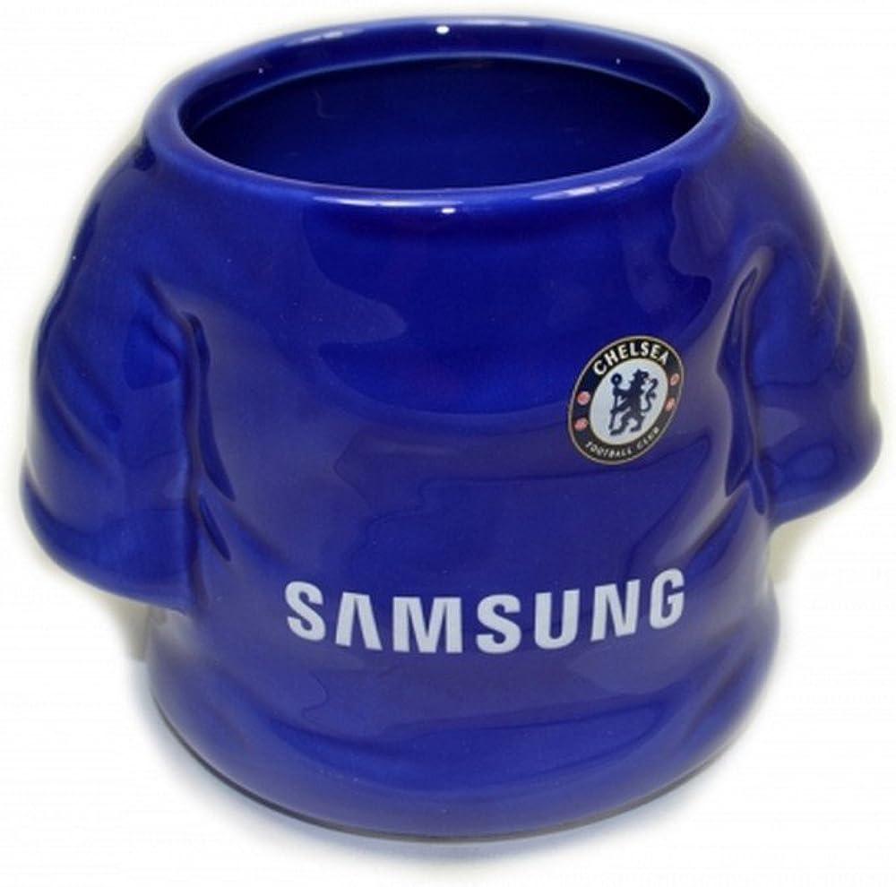Chelsea FC Mug officiel en forme de maillot