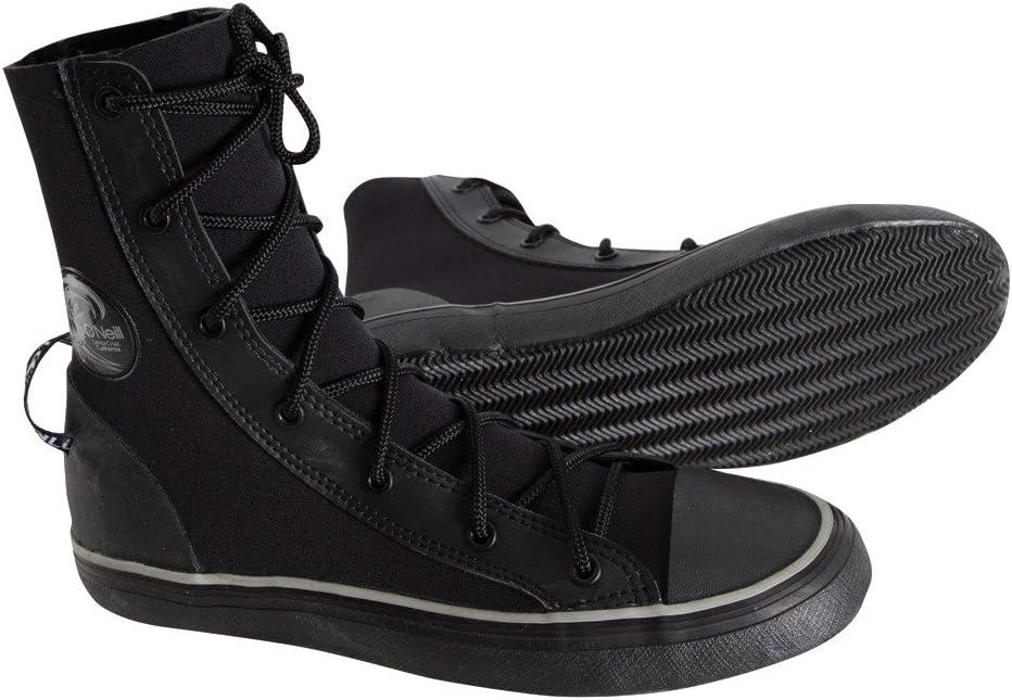 ONeill Wetsuits Mens Freaksneak 3 mm Hi-Top Boot