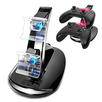 maju carga cargador para Xbox 360 ONE PS4 ledbe leuchtung ...
