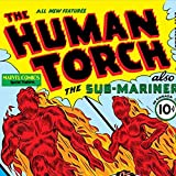 img - for Human Torch (1940-1954) (Issues) (15 Book Series) book / textbook / text book