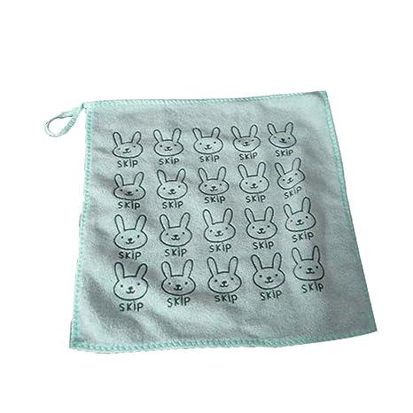 Babysbreath17 Bunny el Conejo de Microfibra Plaza de Toallas bebé ...