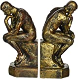 "Thinker 75394 Bookends Pair 9""H"