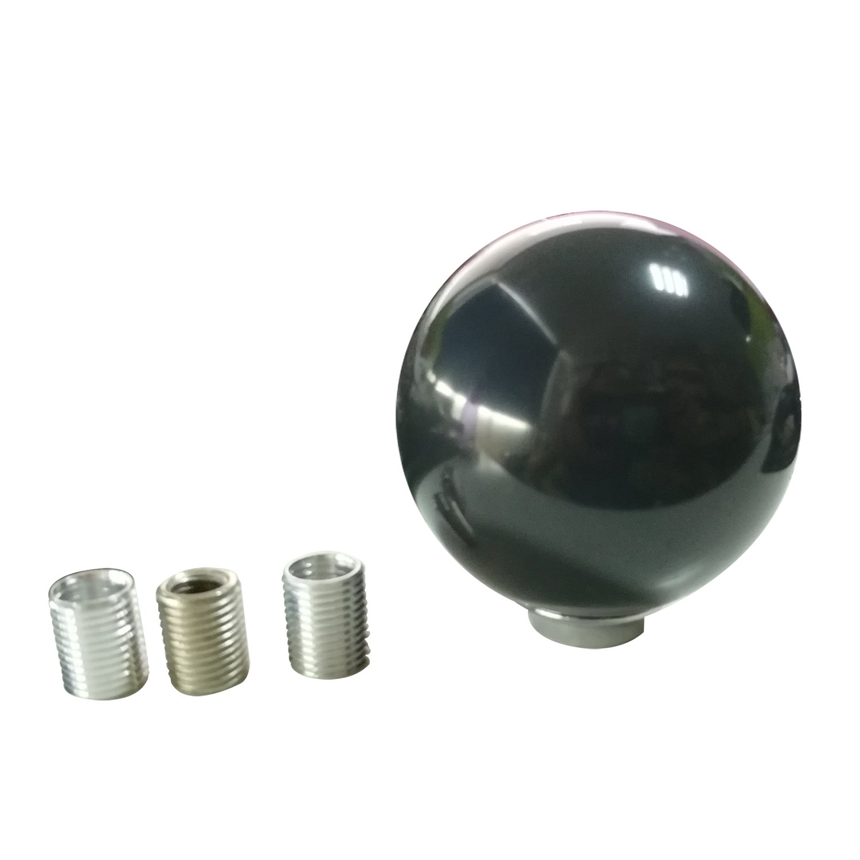 Mavota Off-White Ball Manual Automatic Gear Shift Knobs