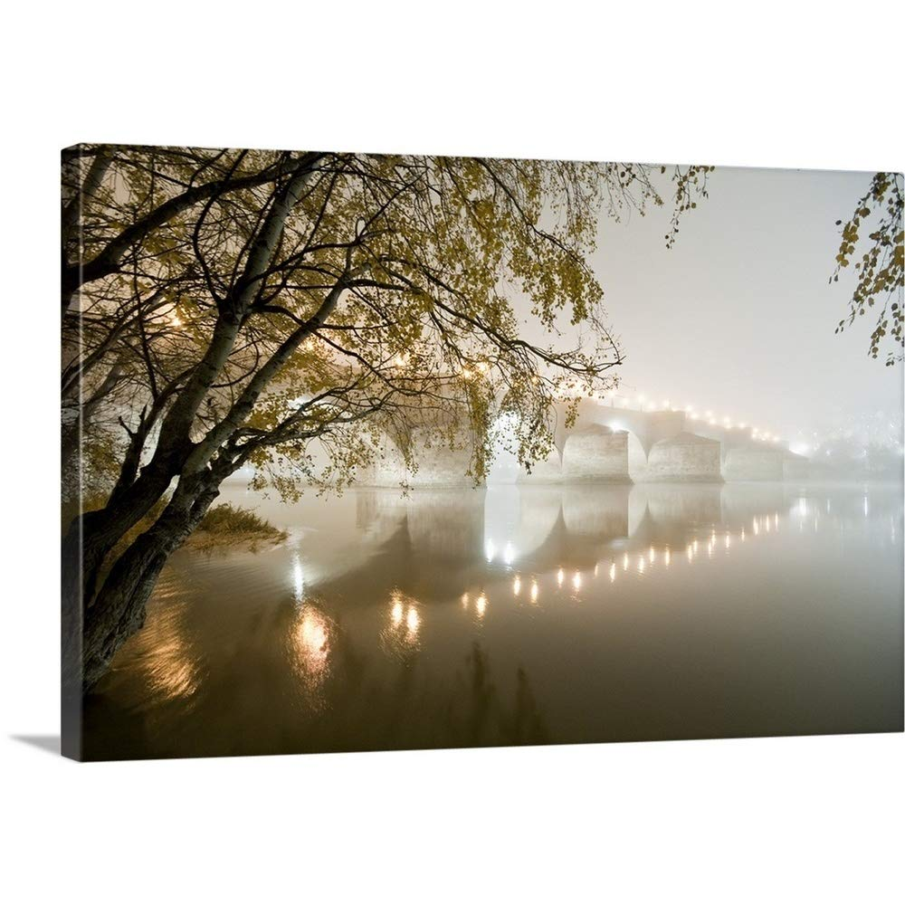 Amazon.com: Premium Thick-Wrap Canvas Wall Art Print ...