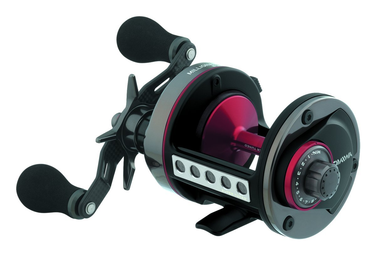 Daiwa M7HTMAGST Millionaire Long Distance Surf Cast Reel by Daiwa