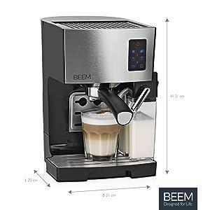 Espresso-Siebträgermaschinen Angebote, BEEM 1110SR