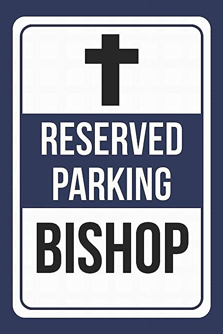 HALEY GAINES Reserved Parking Bishop Placa Cartel Póster de ...