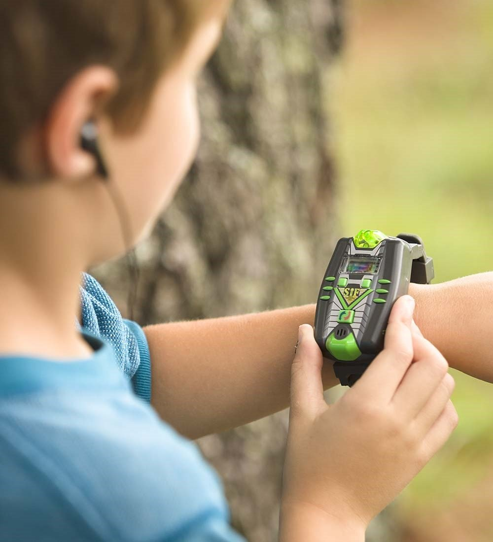 Super Digital Walkie-Talkie Watch by Eastcolight Limited (Image #1)