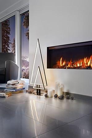 Aluminium 25 x 28 x 50 cm 3.2 W Sompex Tischleuchte Pine