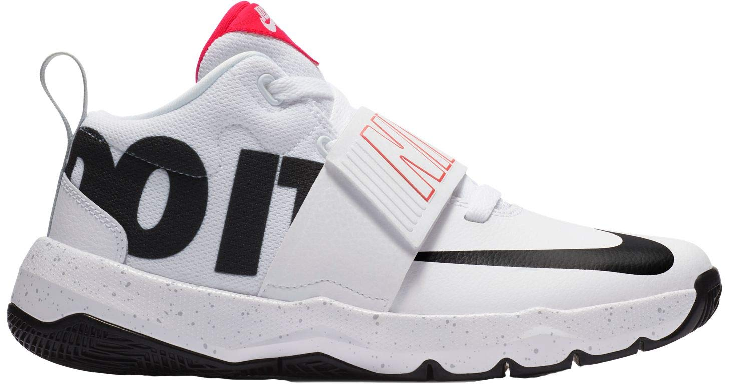 Nike Kids' Grade School Team Hustle D 8 JDI Basketball Shoes