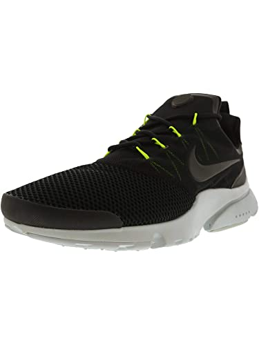 sports shoes 0956e 60b36 Nike New Mens Presto Fly Running Sneaker (7.5, BlackBlack-Volt-