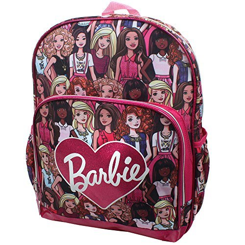 Barbie Backpack (Multicolor) - 1