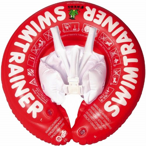 Fred's Swim Academy 10102 SwimTrainer Classic - Red (3 months - 4 years)