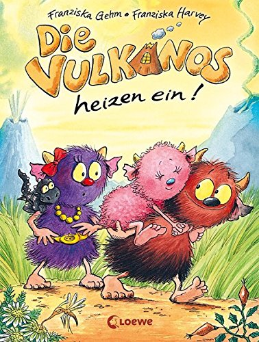 Die Vulkanos heizen ein!