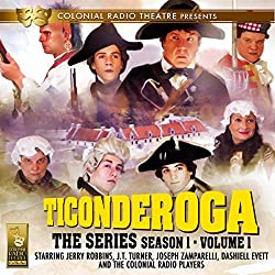 Ticonderoga the Series: Season 1, Vol. 1