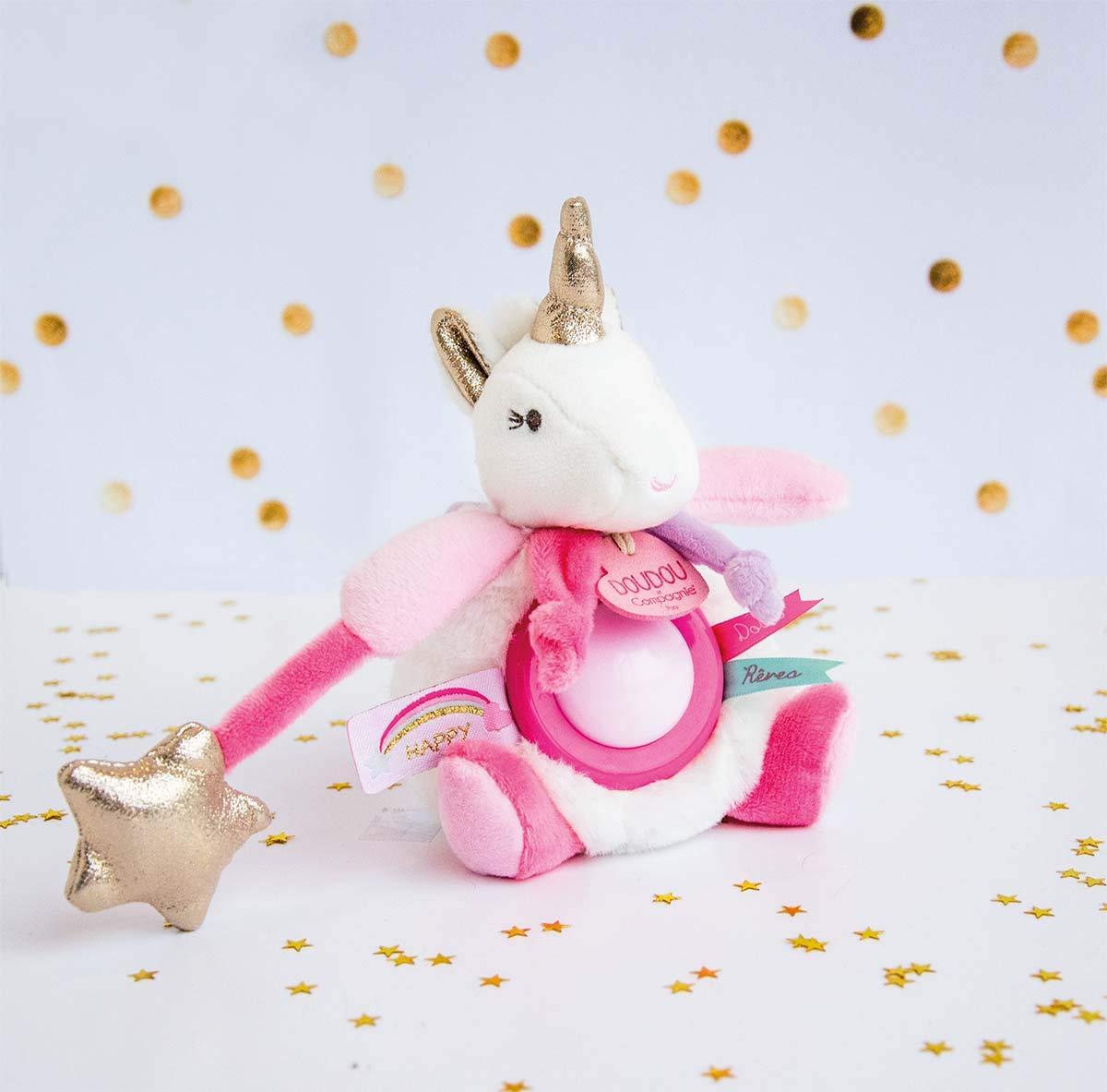 Doudou et Compagnie luz nocturna unicornio: Amazon.es: Bebé