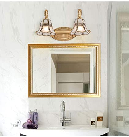 Amazon Com Vanity Light Led Mirror Fixtures For Bathroom
