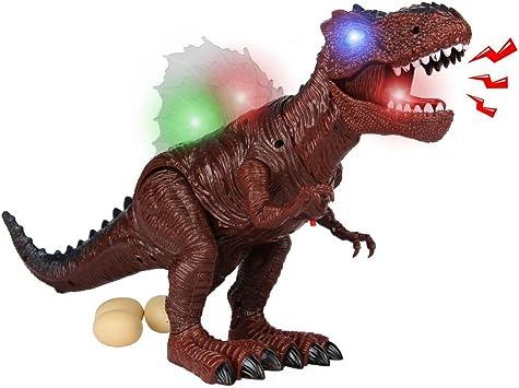 Yoptote Dinosaurios Juguetes Set Tyrannosaurus Rex De Dinosaurios Figuras Decoracion Maqueta Dinosaurio Halloween Ninos Ninas 3 4 5 Anos Amazon Es Juguetes Y Juegos Hay un montón de programas divertidos sobre dinosaurios y de juegos de dinosaurios que puedes ver en la televisión. yoptote dinosaurios juguetes set tyrannosaurus rex de dinosaurios figuras decoracion maqueta dinosaurio halloween ninos ninas 3 4 5 anos