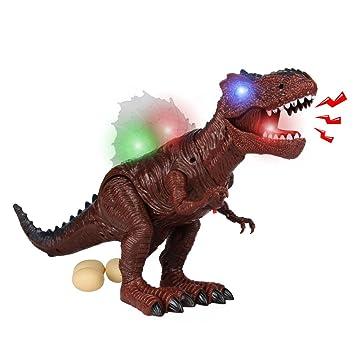 yoptote Dinosaurios Juguetes Set Tyrannosaurus Rex de Dinosaurios ...