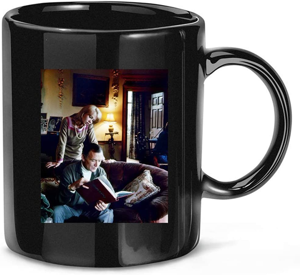 Easter Shirts #Hayley #Mills #John #Mills #at Home 'S Rare Promotional Coffee Mug for Women and Men Tea Cups