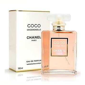 22dc4b65d4 Amazon.com : Chanel Coco Mademoiselle Eau de Parfum Spray for Women, 3.4  Fluid Ounce : Beauty