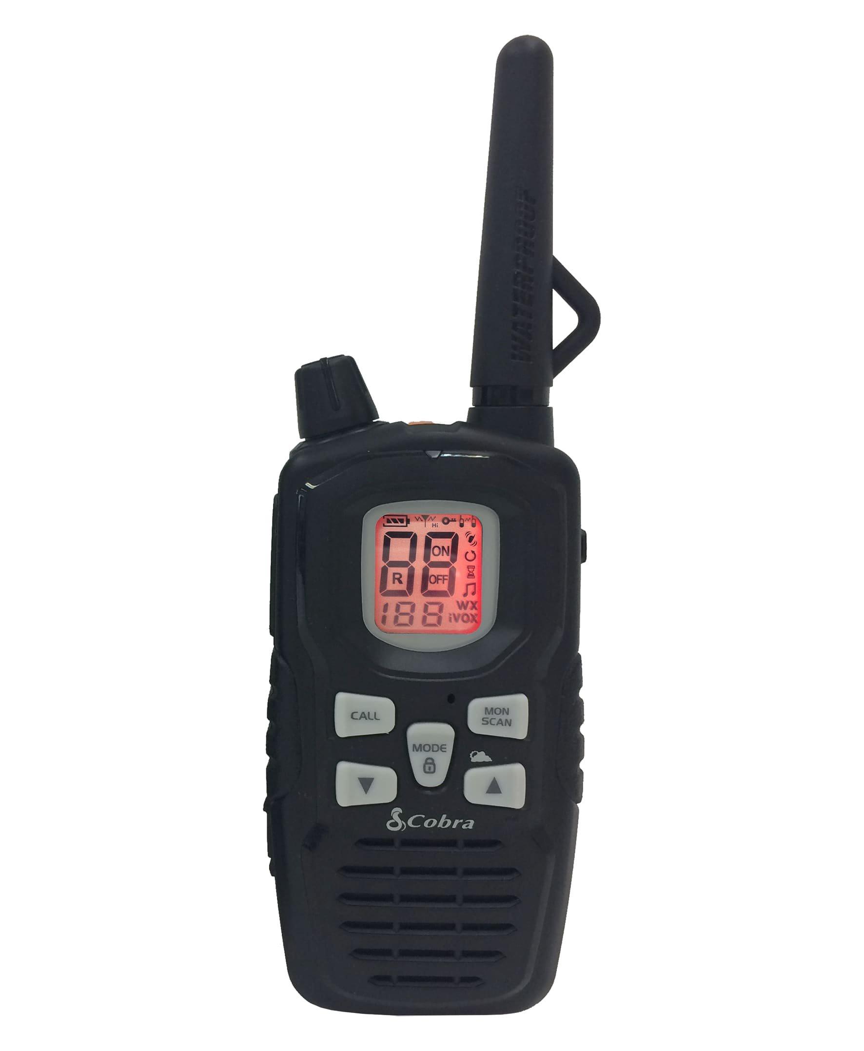Cobra CXY900 Walkie Talkies 40-Mile Two-Way Radios, Rechargeable (Pair) by Cobra (Image #5)