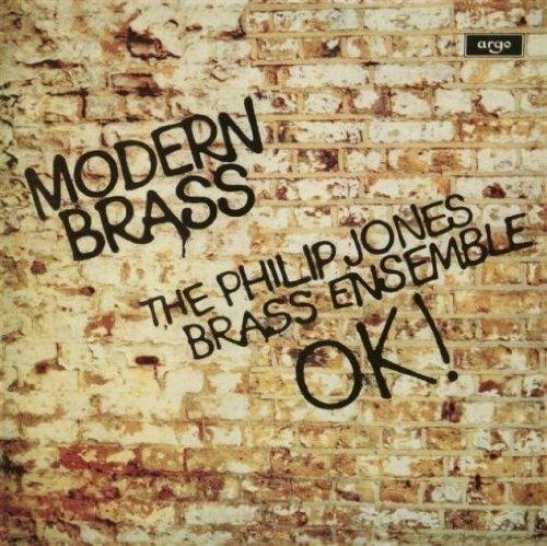Modern Brass (Philip Jones Brass Ensemble)