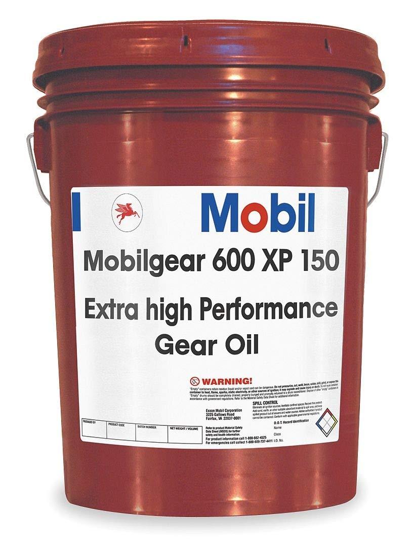 Mobilgear 600 XP 150, Gear Oil, 5 gal: Amazon com